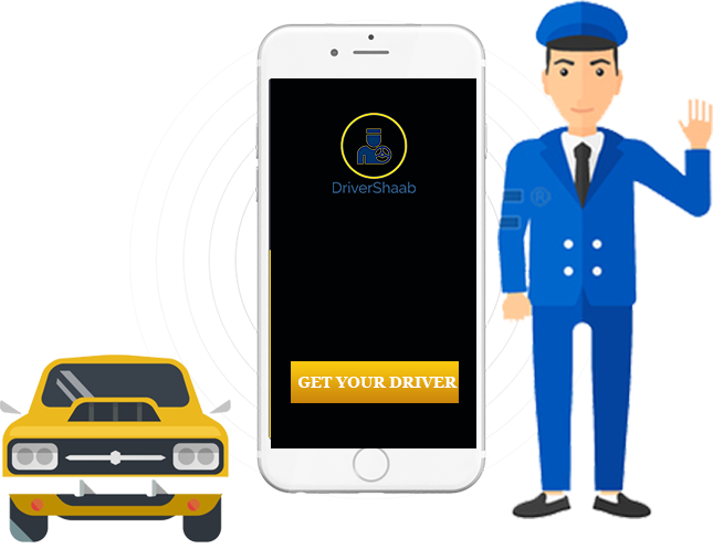 Book Temporary Car Driver in Kolkata from Driver Shaab Mobile App